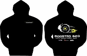 BoostedGT Hoodie - White Lettering