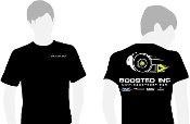 BoostedGT T-shirt - Black
